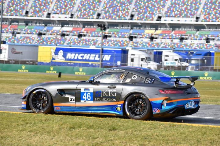 2019 Daytona IMPC Hugh Plumb Car Phil Allaway