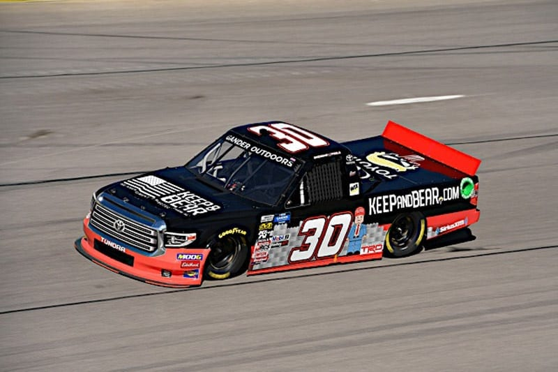 2019 Las Vegas I GOTS Brennan Poole truck NKP
