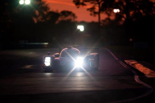 2019 Sebring WEC Fernando Alonso Car Marius Hecker Adrenal Media