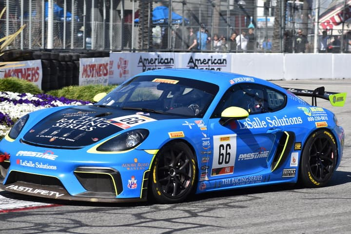 2019 Long Beach GT4S Spencer Pumpelly Car Phil Allaway