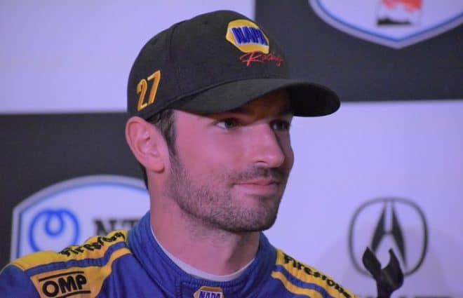 Alexander Rossi Dominates at Long Beach, Defends Victory