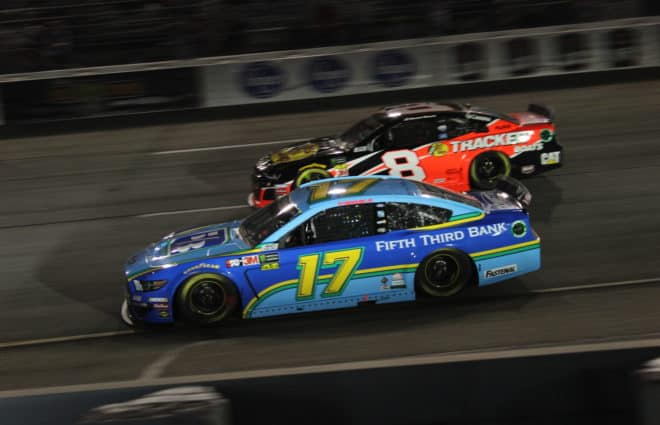 Entry List: Federated Auto Parts 400