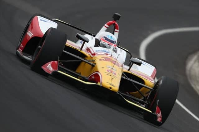 Takuma Sato Leads Way in Indianapolis 500 Open Test, Colton Herta Leads Rookie/Refresher Test