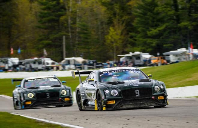 K-PAX Racing Wins Blancpain GT America Race No. 2 at CTMP