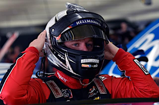 Justin Allgaier is Looking Forward to a Summer Battle