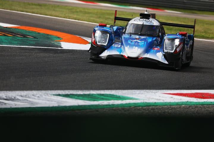 2019 Monza ELMS Nicolas Lapierre Car Jakob Ebrey Photography