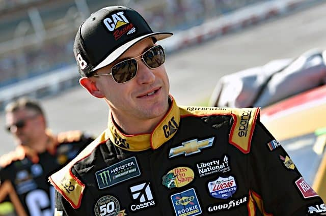 Did You Notice?: Daniel Hemric Never Won? Plus… Contact Leaves NASCAR In Critical Condition