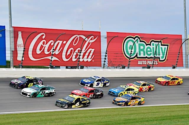 Did You Notice?: NASCAR's Playoff Parity Limited To A Select Few