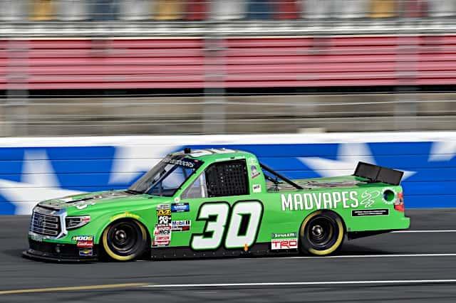 Brennan Poole Charlotte Trucks