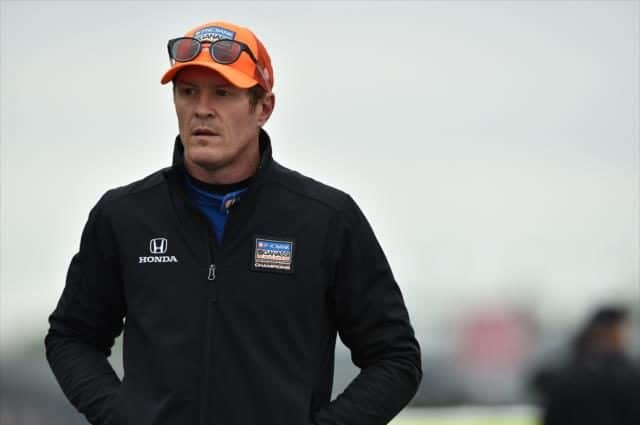 Scott Dixon on the Ford GT, the 2019 Season & INDYCAR