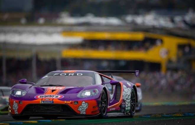 2 Ford GTs Disqualified from Le Mans Due To Fuel Capacity Issues