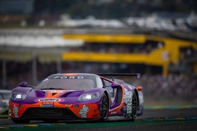 2019 Le Mans WEC Jeroen Bleekemolen Car Keating Motorsports
