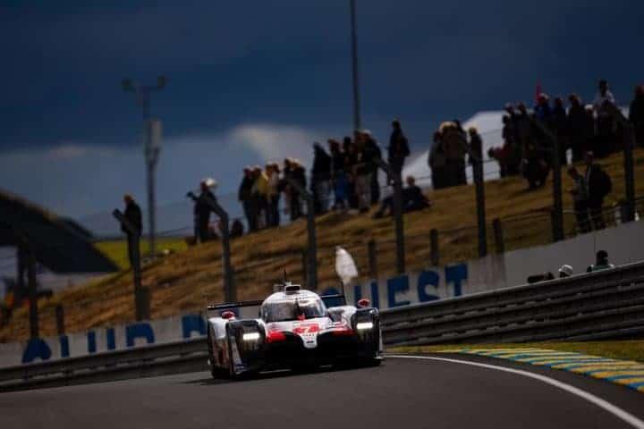 2019 Le Mans WEC Kamui Kobayashi Car Joao Filipe Alves Beato Adrenal Media