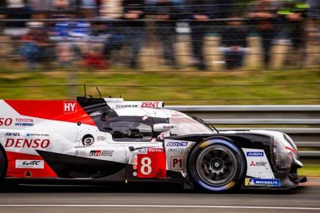 2019 Le Mans WEC Kazuki Nakajima Car Joao Filipe Alves Beato Adrenal Media