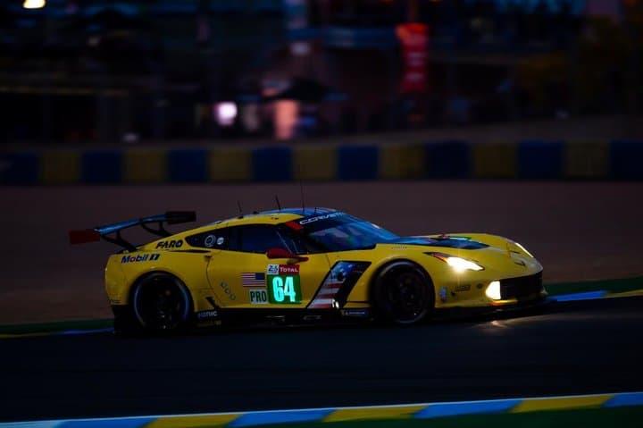 2019 Le Mans WEC Oliver Gavin Car Marius Hecker AdrenalMedia