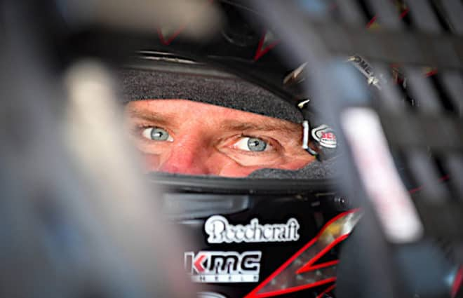Clint Bowyer Not Worried About Making Playoffs