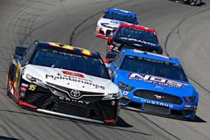 2019 Michigan I CUP Matt DiBenedetto pack racing NKP