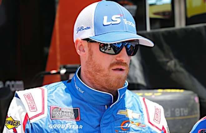 Jeb Burton Back With Niece Motorsports at Martinsville