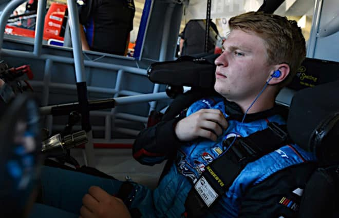 Tyler Dippel Indefinitely Suspended by NASCAR