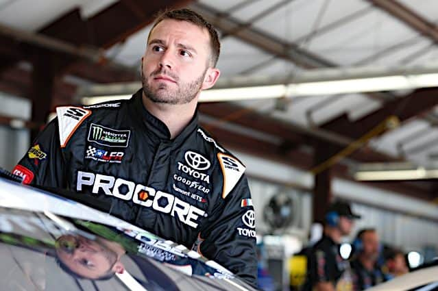 2-Headed Monster: Should Matt DiBenedetto Get A 2nd Year In The No. 95?