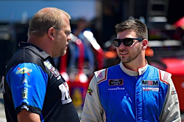 Eyes on Xfinity: Chad Finchum, Brian Keselowski Learning Together at MBM Motorsports