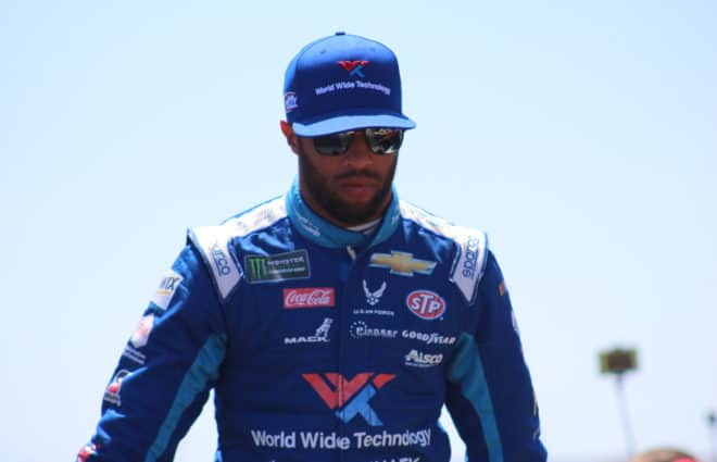 Bubba Wallace Adds ROVAL Sponsorship in LeithCars.com