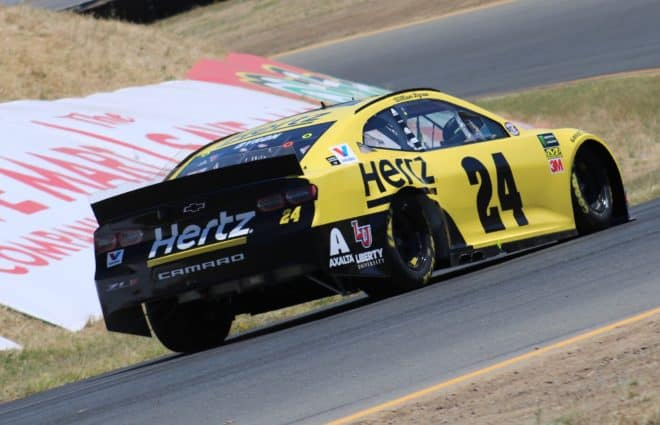 Hertz Extends Sponsorship With William Byron, Hendrick Motorsports