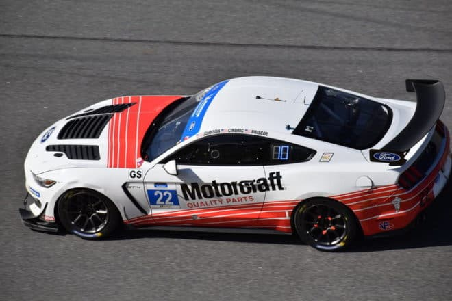 2019 Daytona IMPC Billy Johnson Car Phil Allaway