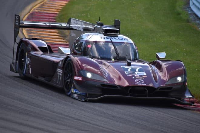 2019 Watkins Glen IWSC Timo Bernhard Car Phil Allaway