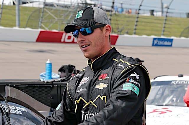 Ryan Sieg Running Indianapolis Cup Race for Premium Motorsports