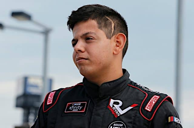 Ryan Vargas, TikTok Team Up for Rest of Xfinity Season