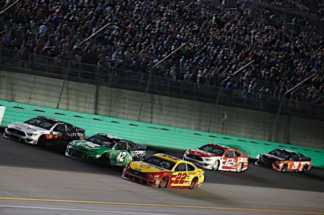 Beside the Rising Tide: NASCAR Saves the Universe