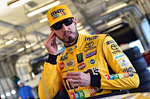 Kyle Busch Yearns for Additional Victories, Championship Glory