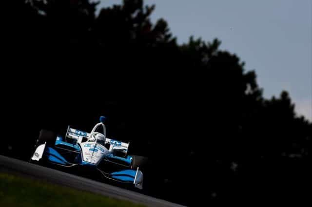 Championship Race Wide-Open as NTT IndyCar Series Hits the Tricky Triangle