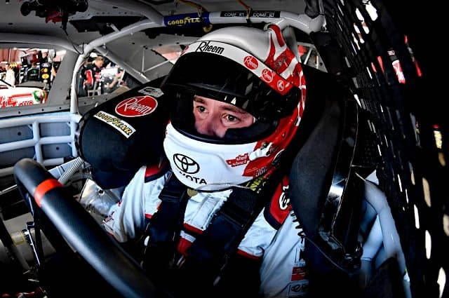 Fire on Fridays: Christopher Bell Is Ready to Close the Deal