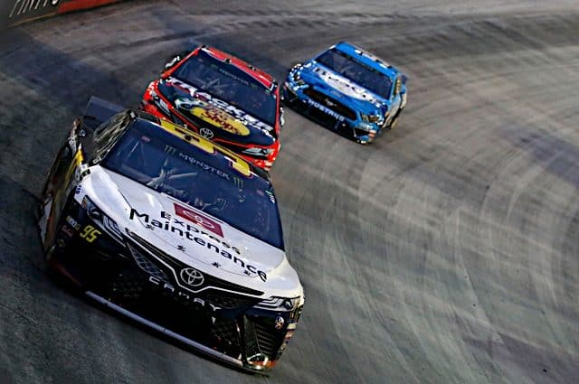 Pace Laps: Matt DiBenedetto Crushed, While Tyler Reddick, Brett Moffitt Capitalize at Bristol