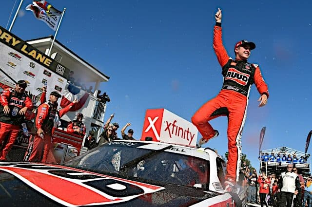 Xfinity Breakdown: Christopher Bell Now Officially Has No Weaknesses