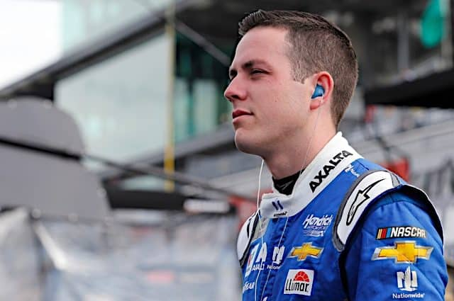 Alex Bowman Finishes 23rd at Richmond After Rough Night