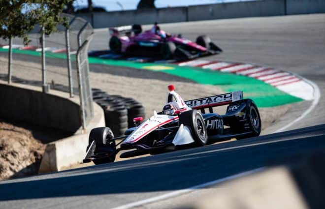 NTT IndyCar Series Title on the Line at Laguna Seca
