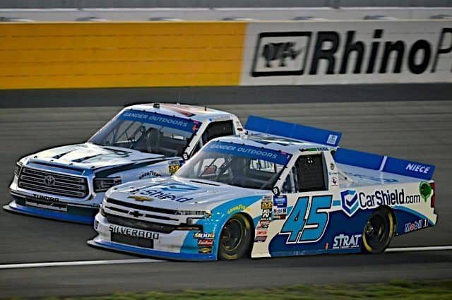 Pace Laps: Lady Luck Takes Over at Las Vegas Motor Speedway