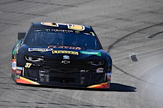 Chris Buescher, Martin Truex Jr. Lead Richmond Cup Practices