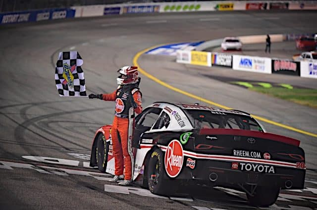 Xfinity Breakdown: Christopher Bell Opens Playoffs By Throwing Down the Gauntlet