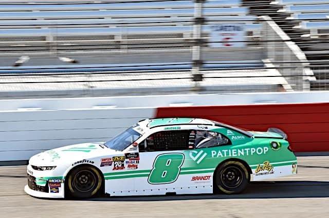 Daniel Hemric, Jeb Burton & Dale Earnhardt Jr. Driving JR Motorsports' No. 8 in 2020