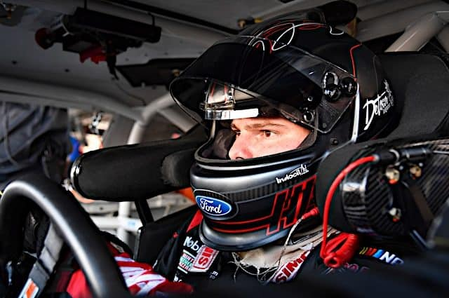Cole Custer Trying To Keep Eyes on the Prize