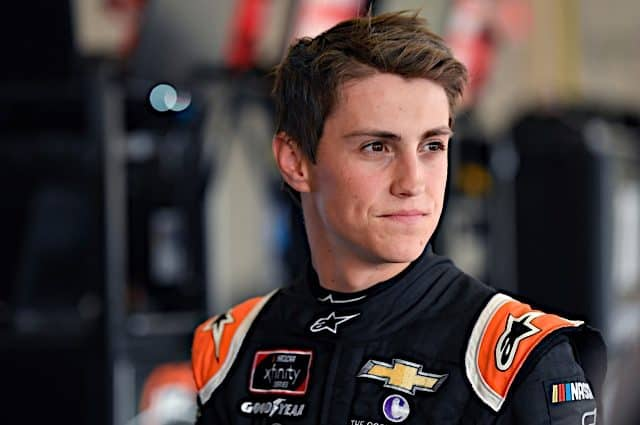 GMS Racing Adds Zane Smith for 2020