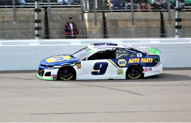 Chase Elliott Edges Brad Keselowski for Final Round of 8 Spot