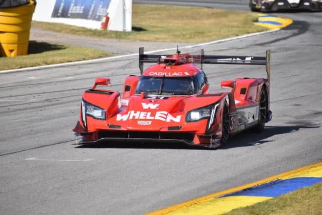 2019 Road Atlanta IWSC Felipe Nasr Car Phil Allaway