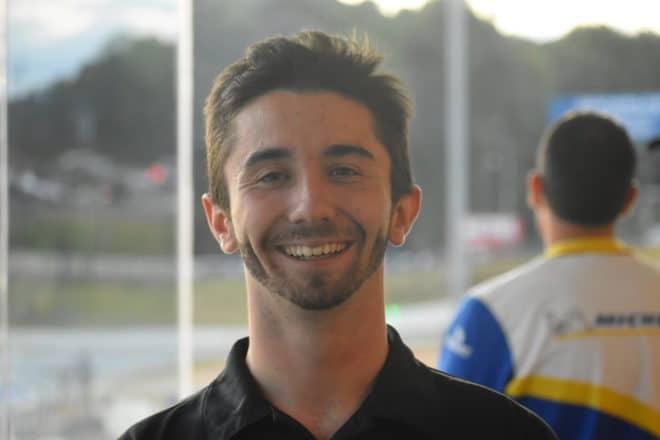 2019 Road Atlanta IWSC Gabriel Aubry Phil Allaway