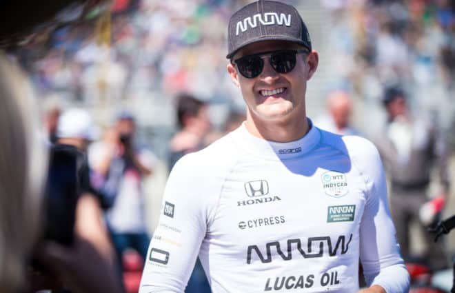 Chip Ganassi Racing Adds Marcus Ericsson for 2020