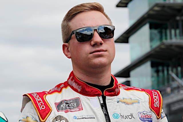 Tyler Reddick Indy 2019